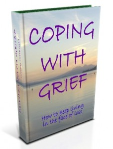 Coping with Grief book cover